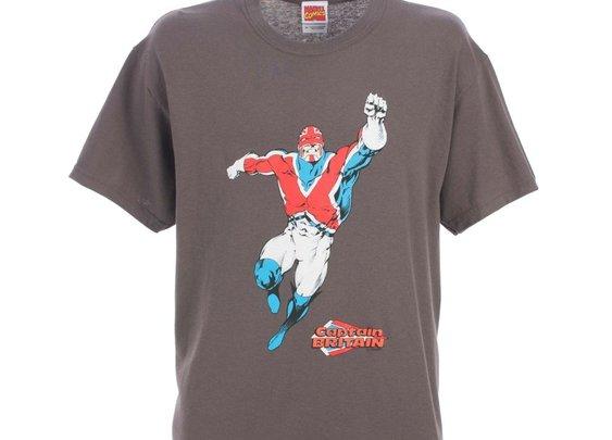 Captain Britain T-Shirt