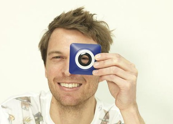 Radical Conran camera brings back element of surprise...