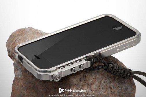 Trigger Metal Bumper iPhone Case