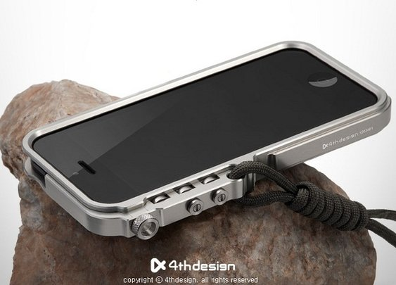 Trigger Metal Bumper iPhone Case