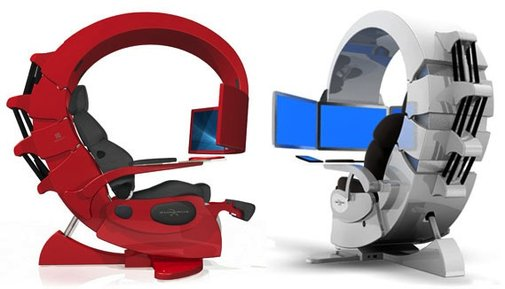 MWE Emperor 200 - The Ultimate Ergonomic Workstation