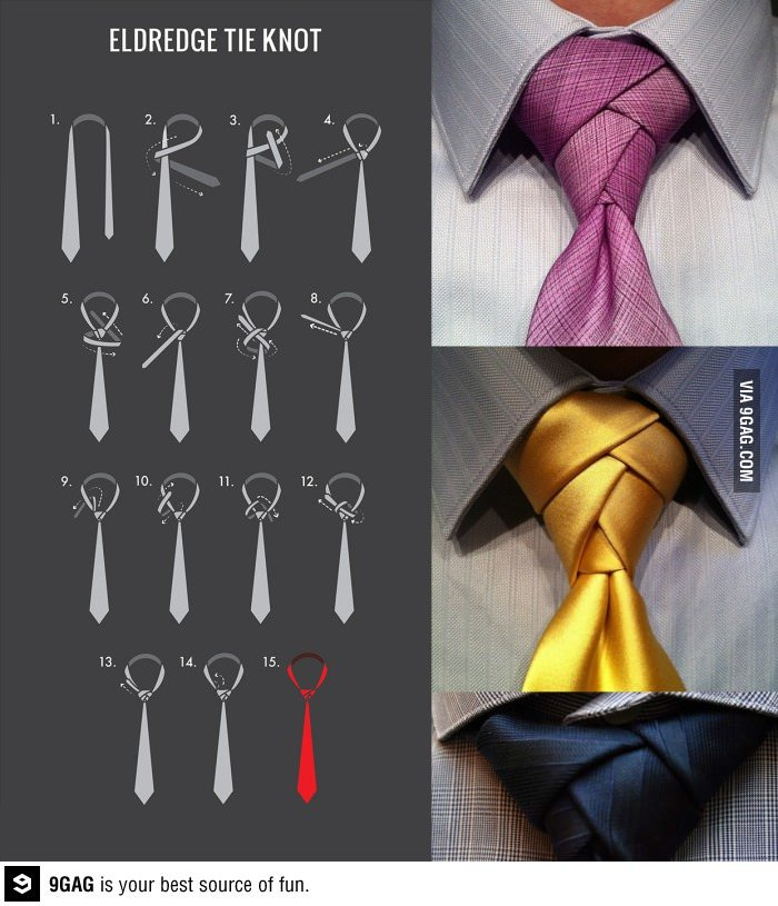 Cool Tie knot