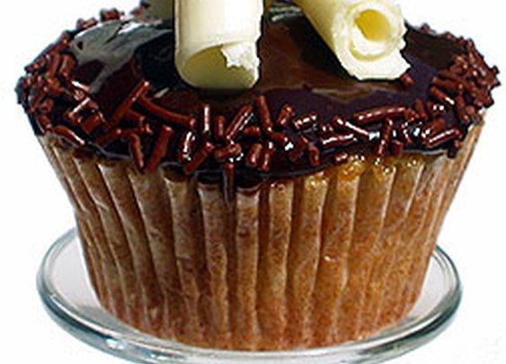 Cake  - Chocolate Banana Cupcakes