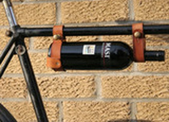 Bicycle Wine Rack - Cool Material