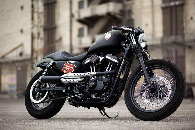 RSD Harley Davidson Sportster