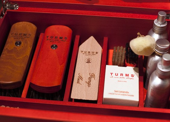 Shoe Care by TURMS