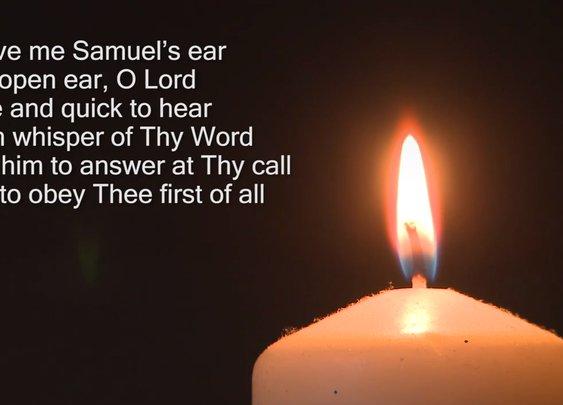Samuel's Ear | divinelyburdened
