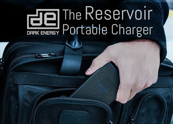 Dark Energy Reservoir: Premium Portable Charger
