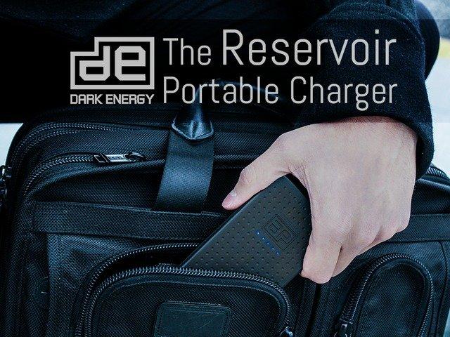Dark Energy Reservoir: Premium Portable Charger