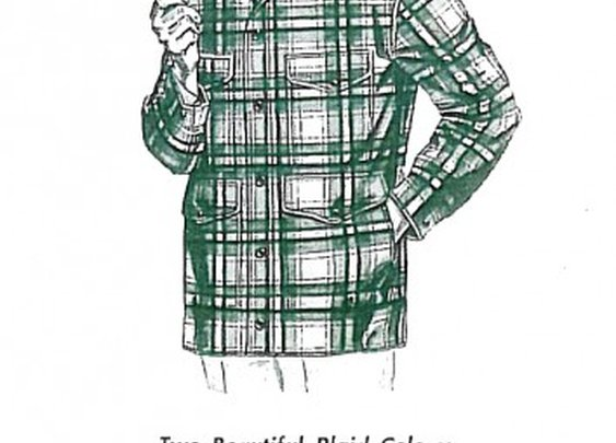 Filson Life    » Throw Back Thursday: Mackinaw Coat, 1951