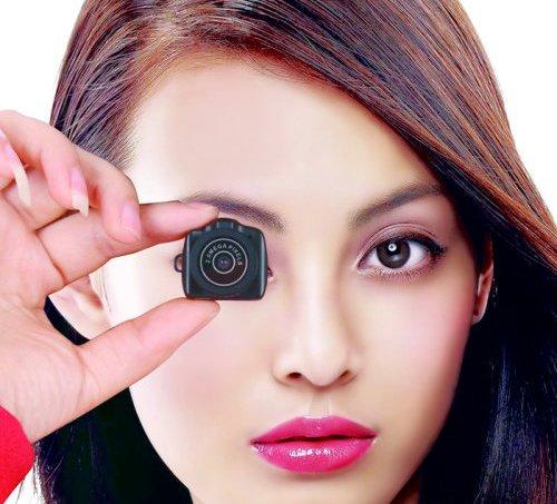 Mame-Cam SLR - World's Smallest Digital Camera