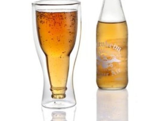 Hopside Down Beer Glass | Cheaper Than A Shrink