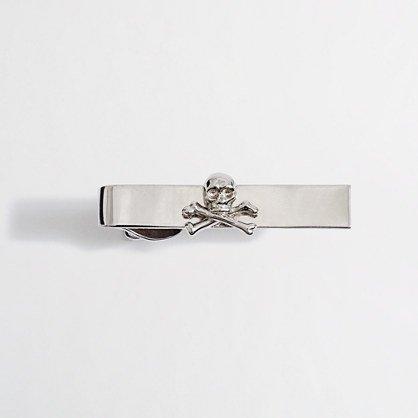 Skull & Crossbones Tie Clip - JCF