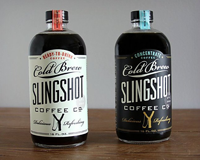 Slingshot Cold Brew Coffee | Cool Material