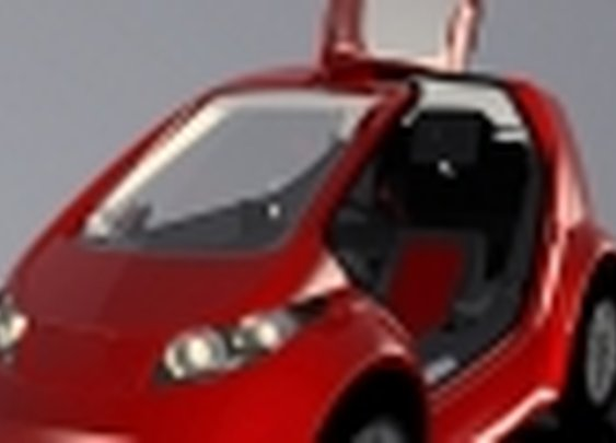 IMA Announces a One-Seat City Car, the Colibri | newmotormag.com
