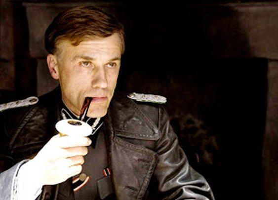 Effortless  brilliance ...  actor Christoph Waltz