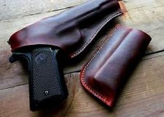 Custom-Made Holsters-Colt 1911