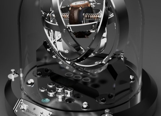 Dottling Gyrowinder Watch Winder