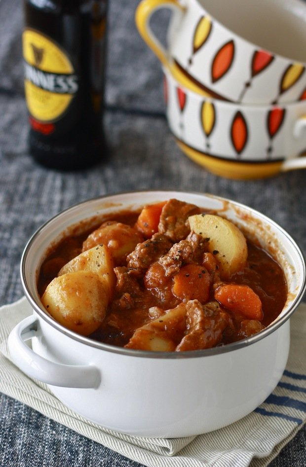 Season with Spice - Features: Peppery Irish Beef Stew