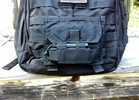 Product Give Away: Trident T3 Admin Pouch | Loaded Pocketz