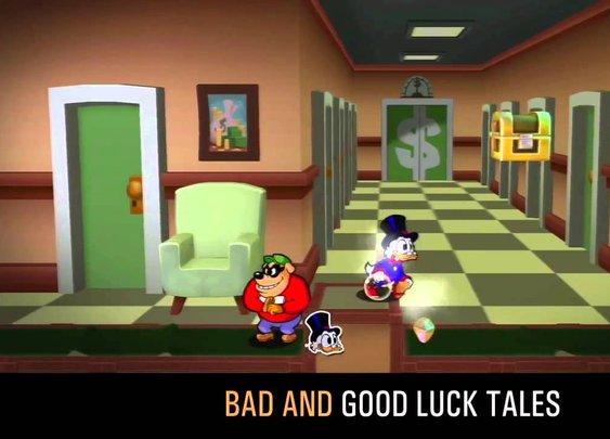DuckTales Remastered - Announcement Trailer