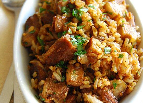 Lamb Fried Rice : Recipe Trezor-Treasure
