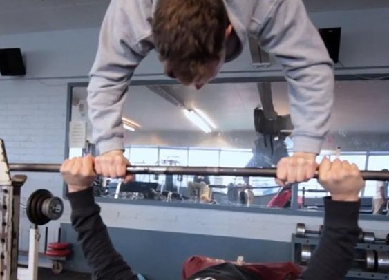 Don't Try This in Your Gym: Extreme Exercise Video Will Leave You in Awe