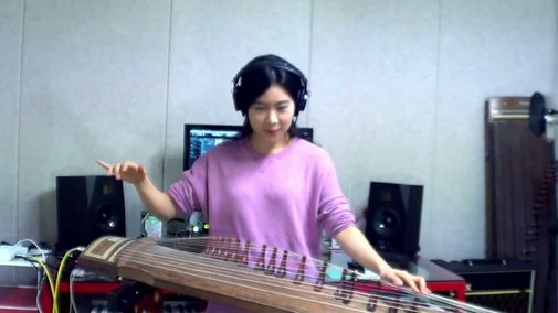 Voodoo Chile Cover on a Gayageum