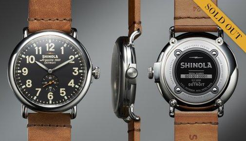 The Runwell 47mm Limited Edition  | Shinola®