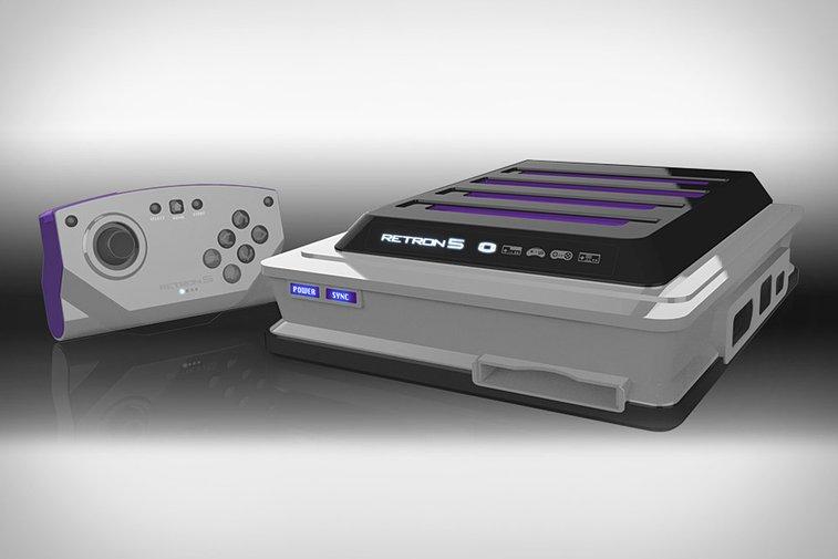 Retron 5 Console | Uncrate