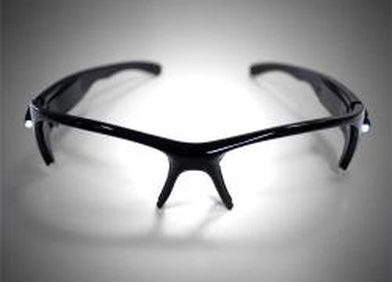 Orbital head torch glasses