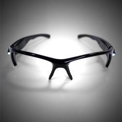 Orbital head torch glasses