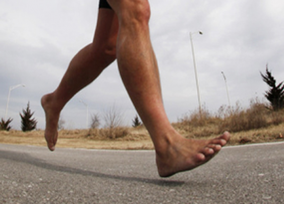 Baring Your Soles: How Do I Start Barefoot Running?