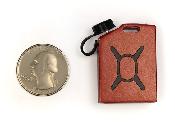 Fuel: The world's smallest cell phone charger by Devotec Industries — Kickstarter