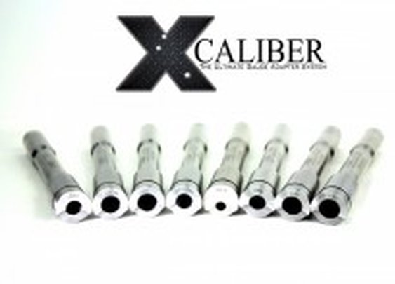 X CALIBER Shotgun Gauge Adapter System  - Gear Up Center