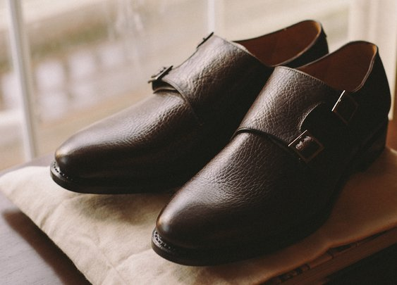 DOUBLE MONK STRAP - every gentlemen should have