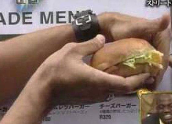 Cyril Takayama - Burger Magic - YouTube