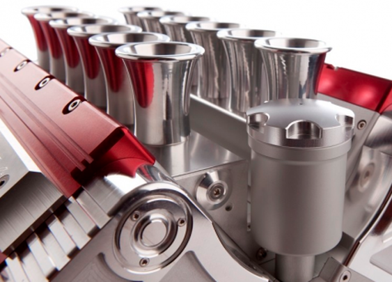 Like cars? Love coffee? The Espresso Veloce Machine may be for you