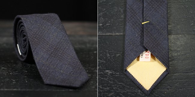 OTIS JAMES: Handcrafted Neckties + Bow Ties