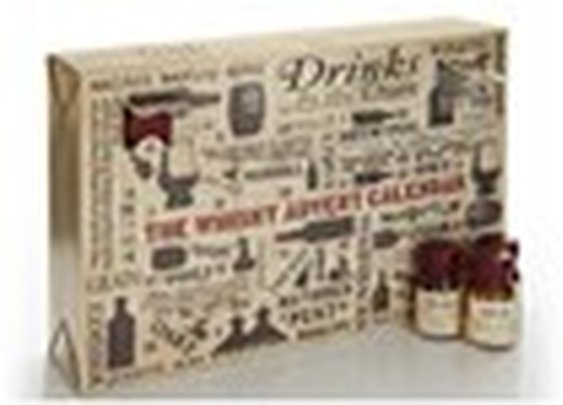 The Whisky Advent Calendar Whisky  - Master of Malt