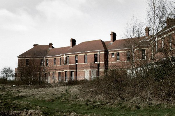 Hellingly Asylum | Abandoned Britain - Photographing Ruins