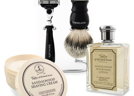 Steve & Co. - LifeStyle - Complete Shaving Set