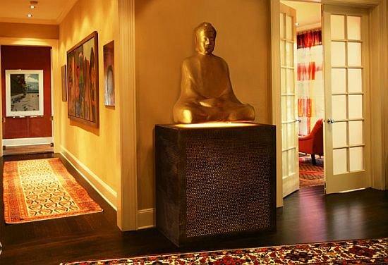 23-Karat Gold Buddha Speaker for $43000