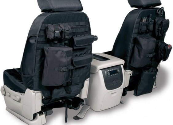 Tactical Seatcovers