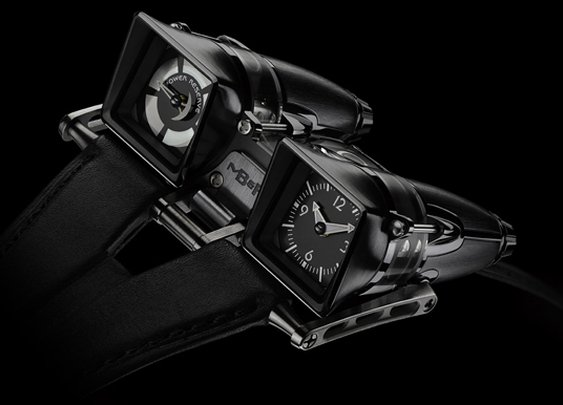MB&F; HM4 Final Edition Horological Machine Watch
