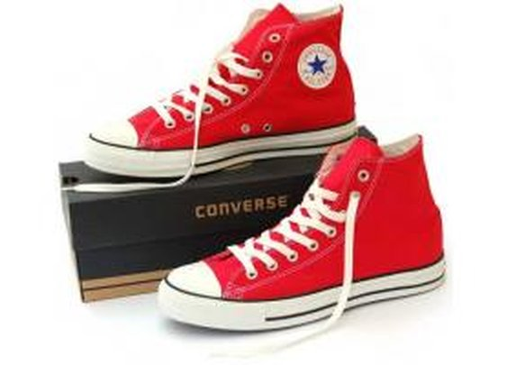 Converse red - Converse Picture