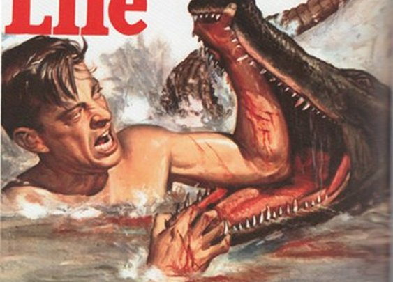 How to Wrestle an Alligator | The Art of Manliness