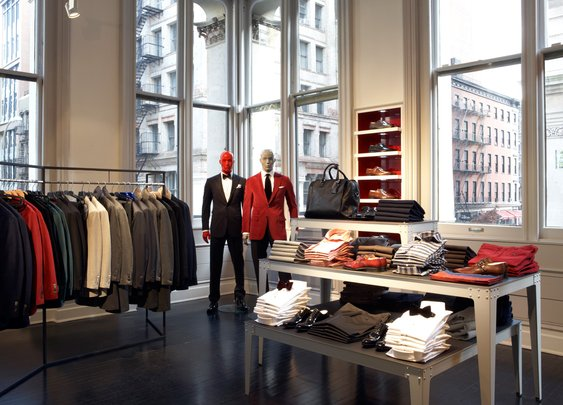 New York | Suitsupply Online Store