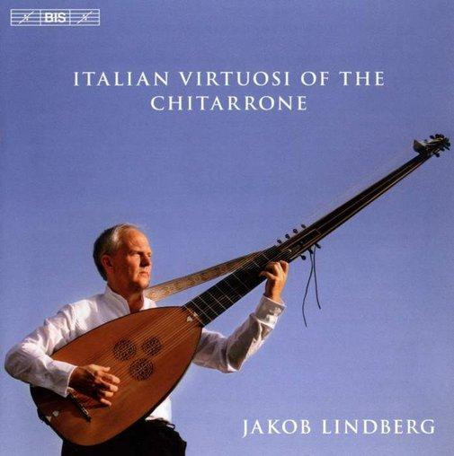 Giovanni Girolamo Kapsperger – Arpeggiata – Jakob Lindberg