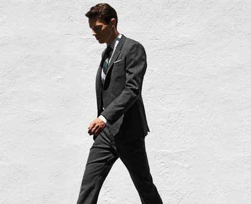 The Complete Guide to Suits: 57 Rules of Style   Man Made DIY   Crafts for Men   Keywords: clothing, style, dress, fashion
